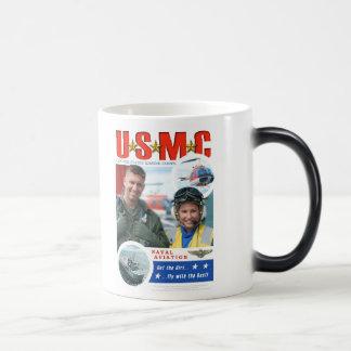 Blumenfeld HLT Landing 11 Oz Magic Heat Color-Changing Coffee Mug