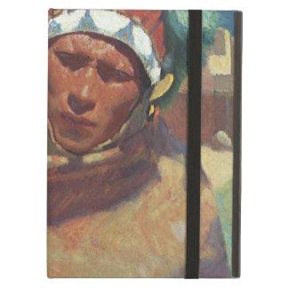 Blumenschein, Taos Native American Indian Portrait iPad Air Cover