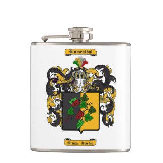 Blumenthal Hip Flask