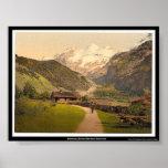 Blümlisalp, Bernese Oberland, Switzerland