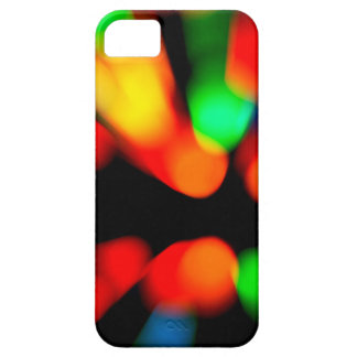 Blurred color background iPhone 5 covers