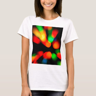 Blurred color background T-Shirt