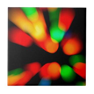 Blurred color background tile