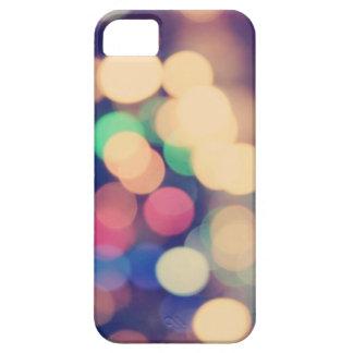 Blurred Lights iPhone 5 Case