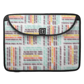Blurred lines MacBook pro sleeves