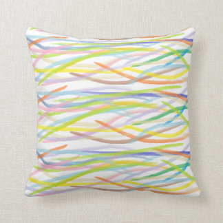 Blurred Lines Pillow