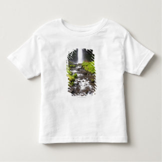 Blurred Waterfall and River Shirt