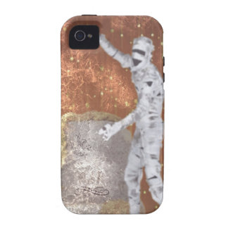 Blurred Zombie Case-Mate iPhone 4 Covers