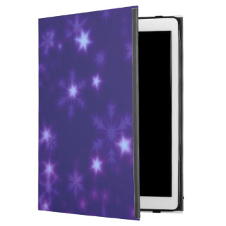 "Blurry Stars blue iPad Pro 12.9"" Case"