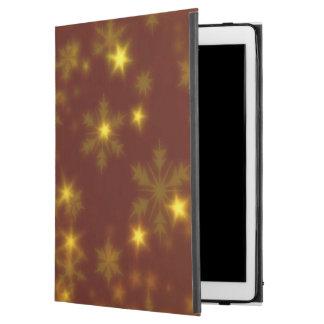 "Blurry Stars golden iPad Pro 12.9"" Case"