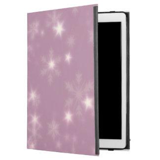 """Blurry Stars lilac iPad Pro 12.9"""" Case"""