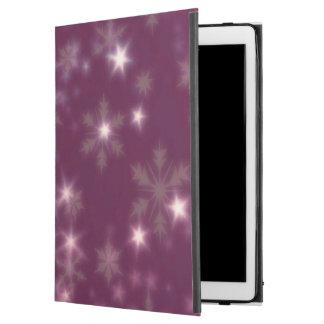 "Blurry Stars plum iPad Pro 12.9"" Case"