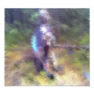blurry troll photo