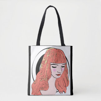Blush Blush Tote Bag