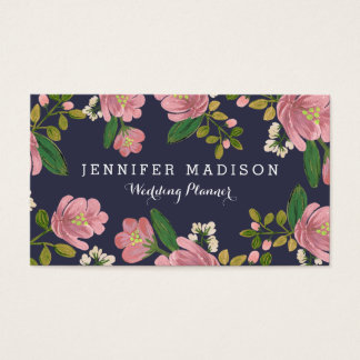 Blush Bouquet Business Card