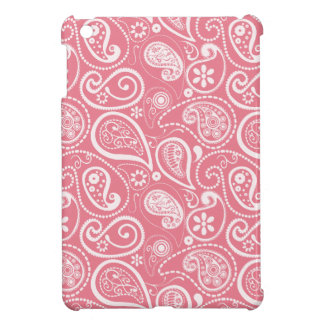 Blush Pink Paisley Floral Case For The iPad Mini