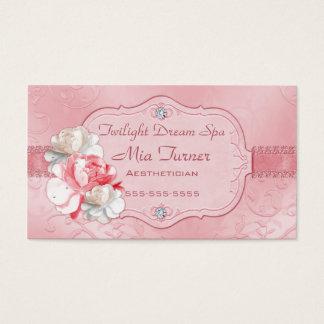 Blush Rose' Business Card