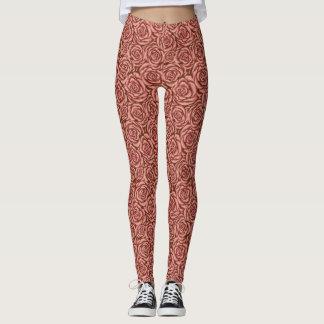 Blush Rose Leggings