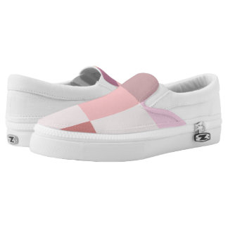 Blush Shades Slip On Shoes