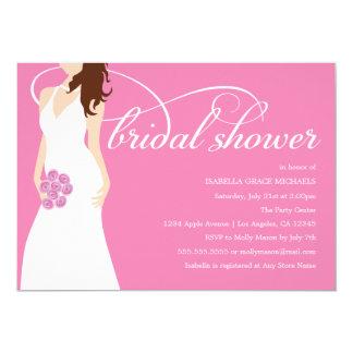 Blushing Bride | Choose Background Color Card