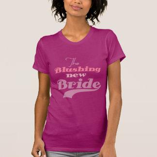 Blushing New Bride T-shirts