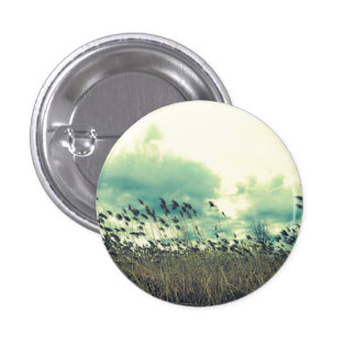 Blustering Field 3 Cm Round Badge