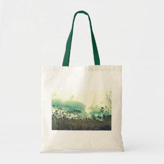 Blustering Field Budget Tote Bag