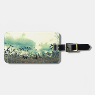 Blustering Field Tags For Bags