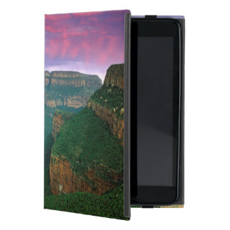 Blyde River Canyon At Sunset, South Africa Cases For iPad Mini