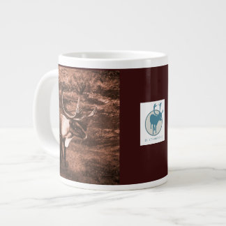 Blyth and Bathe Caribou Art Mug