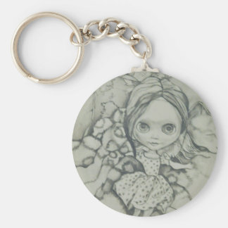 Blythe doll products key ring