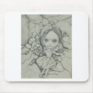 Blythe doll products mouse pad