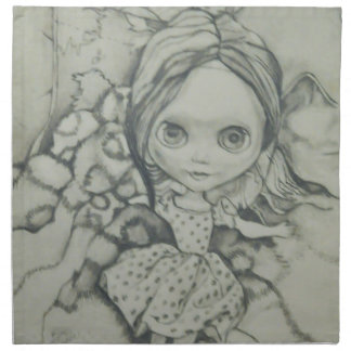 Blythe doll products napkin