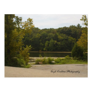 Blythe Ferry, Tennessee Postcard