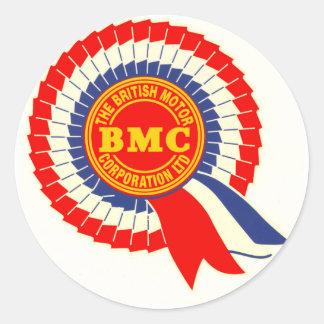 BMC Rosette Sticker