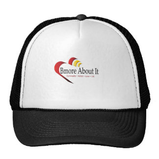 Bmore About It Offical Shirt Hats