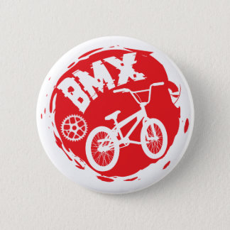 BMX 6 CM ROUND BADGE
