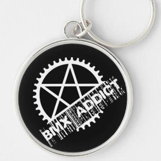 BMX Addict Key Ring