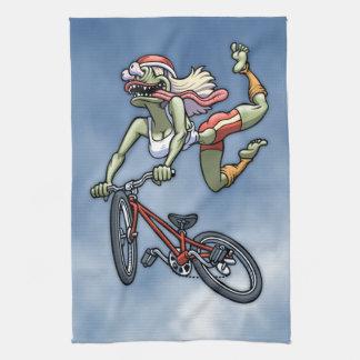 BMX Beatrix Tea Towel