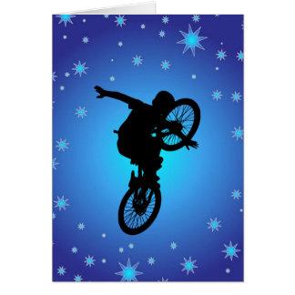 BMX GREETING CARDS