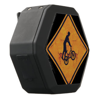 BMX caution sign