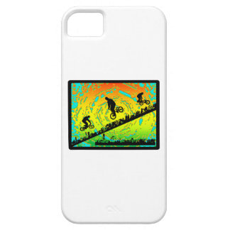 BMX City iPhone 5 Cover