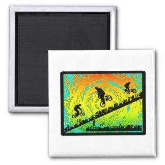 BMX City Magnet