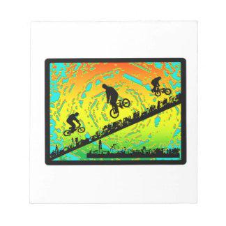 BMX City Notepad