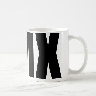 BMX - It's How I Roll Basic White Mug