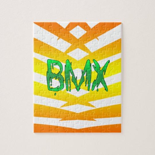Bmx Jigsaw Puzzle