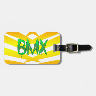 Bmx Luggage Tag