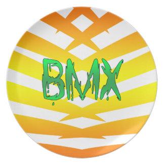 Bmx Plate