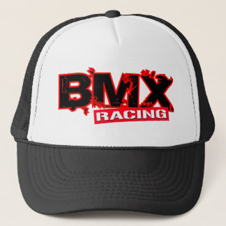BMX RACING RED - Hat