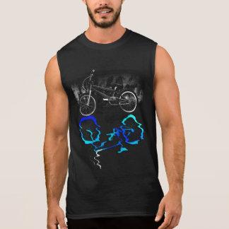 BMX Sport Bike Colored Reflection T-Shirt